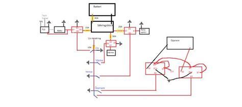 Zex Nitrous Wiring Relay Help Diagram