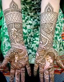 Mehndi Designs For Hands : Indian Bridal Mehndi Designs ...