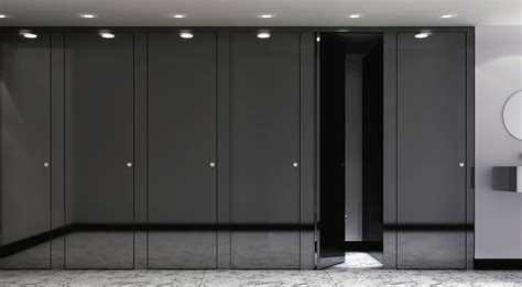 Toilet Partitions Orlando by Floor To Ceiling Designer Bathroom Partitions
