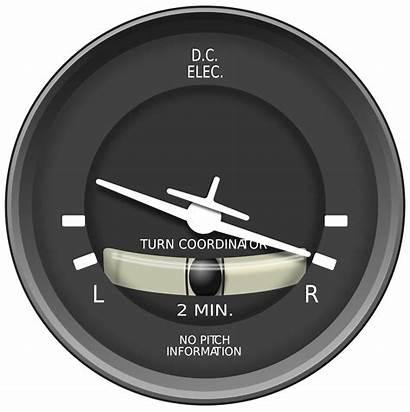 Indicator Turn Coordinator Coordinated Horizon Artificial Heading