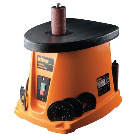 Ponceuse A Cylindre Ponceuse 224 Cylindre Oscillant Triton Tsps450 Triton 516693 Outillage Professionnel Discount Et