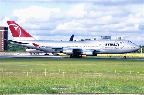 Northwest Airlines Founded 90 Years Ago Dac