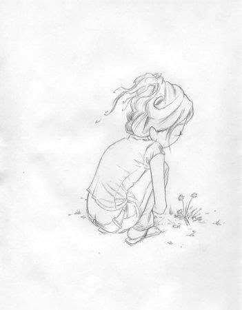 kurt halsey lonely girl sketch | Drawings, Beautiful drawings, Sketches