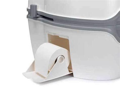 wc chimique porta potti excellence blanc