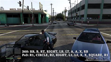 Gta V Spawn Comet Sports Car Cheat Code