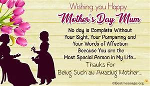 Cute And Creative Mothers Day Wishes Pictures, Images ...