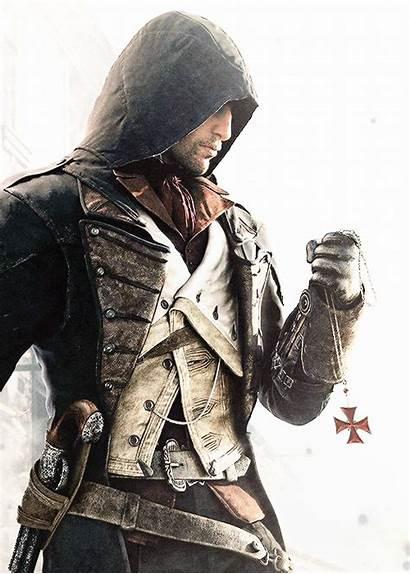 Creed Unity Assassin Arno Dorian Cosplay Gifs