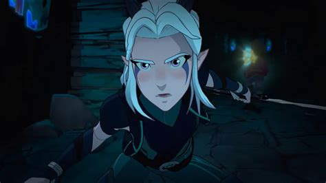 Natural Rayla The Dragon Prince Youtube