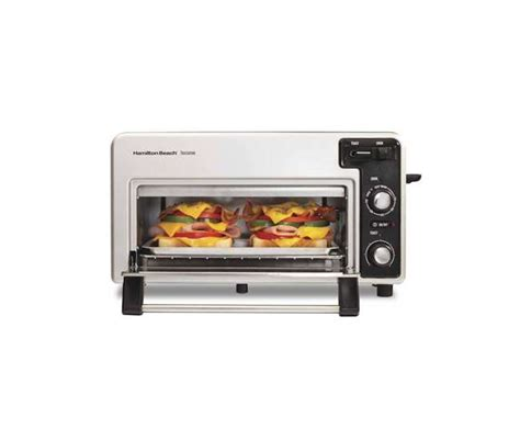 4 Slice Toaster And Toaster Oven Combo by Hamilton 22720 Toastation Toaster Oven Wide 2 Slice
