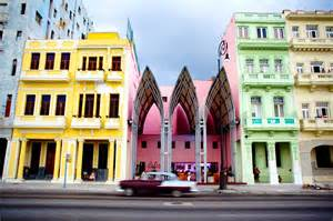 country style homes interior 14 beautiful buildings radiate color in cuba photos