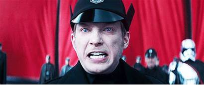 Hux General Wars Star Angry Birthday Happy