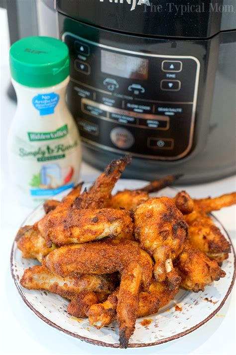 fryer air wings chicken recipes recipe dry rub ninja foodi looking wing easy frozen fried fry re cook whole airfryer