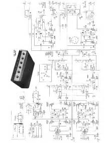 Grommes 28pg Stereo Power Amplifier Sch Service Manual