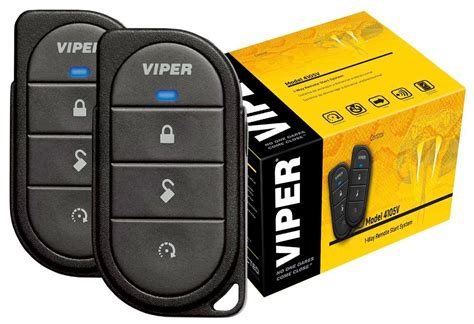 Viper Way Button Remote Start System