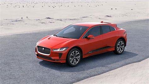 2020 jaguar i pace electric jaguar i pace ev confirmed for launch in the