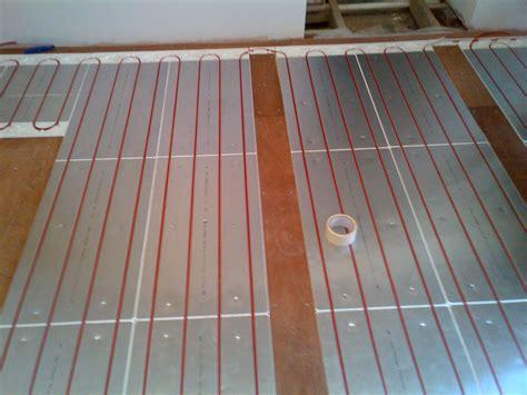 electric heated floor cost home flooring ideas
