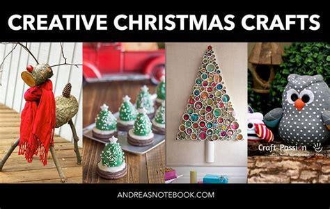 lots  great diy creative christmas crafts  ideas