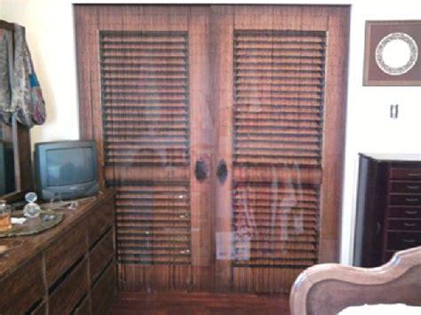Louver Door Beaded Curtain 125 Strands (+hanging Hardware