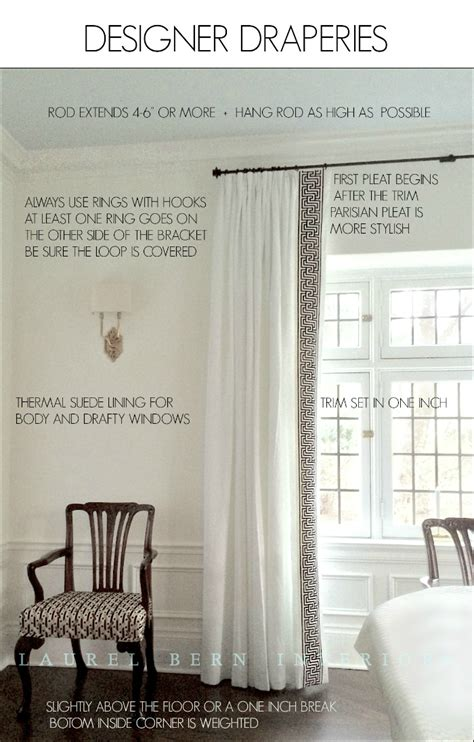 curtains for kitchen window above how to get window treatments like you see in magazines