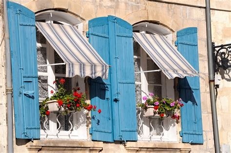 fabric window awning benefits