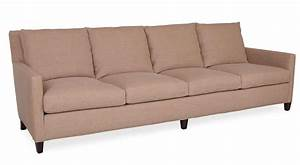 Circle furniture maddie 4 seat sofa long sofas boston for Sectional sofas circle furniture