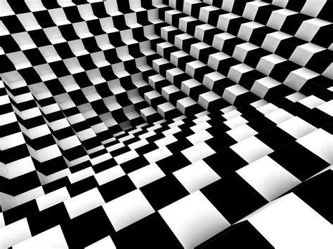 Designer Runner Rugs by Wall Mural Wallpaper Chess Pattern 3d Effect Photo 360 Cm