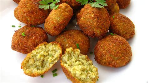 cuisine libanaise recette falafel st jacques
