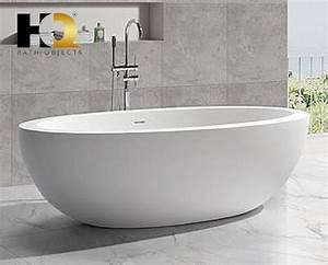 Freistehende Badewanne Mineralguss : freistehende design badewanne aus mineralguss lethbridge ~ Michelbontemps.com Haus und Dekorationen