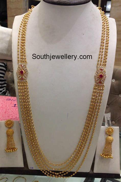 chandraharam jewelry designs jewellery designs