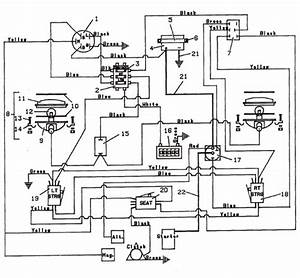 Electrical Wiring Assembly  Model 1822k 1988