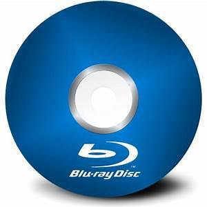 Blu-ray Disc B Icon - Blu-ray Discs Icons