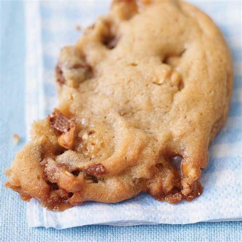 biscuits au beurre d arachide et aux oh henry ricardo