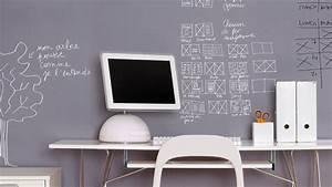 couleur mur bureau maison kirafes With couleur mur bureau maison