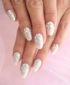 Wedding nail designs design weddbook