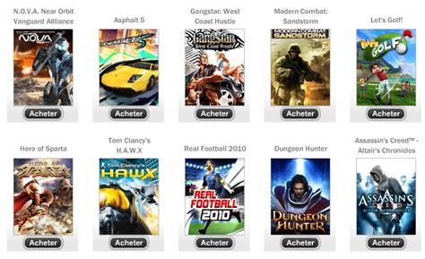 jeux android centre