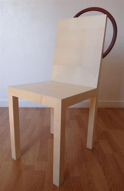 chaise n 14 hommage à la chaise thonet n 14 par célia persouyre