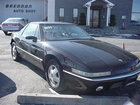 buick two seater sports car 1990 buick reatta 2 seater