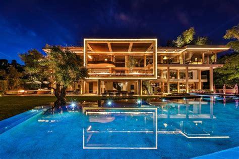 Moderne Häuser Kalifornien bel air mega mansion 25 000 sq ft