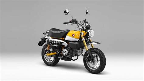 Gazgas Monkey 110 2019 by Honda Monkey 125 Concept 2018 Warungasep