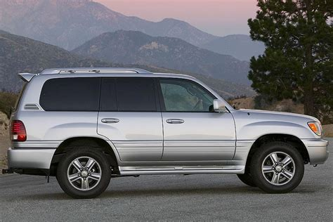 2007 Lexus Lx 470 Reviews, Specs And Prices