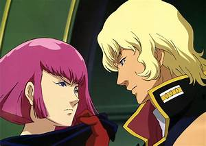 Mobile Suit Zeta Gundam (Haman Karn, Char Aznable) - Minitokyo