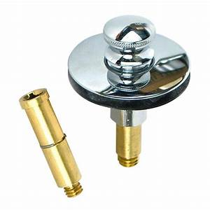 Watco Push Pull Bathtub Stopper With 38 In To 516 In