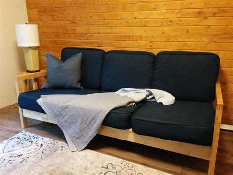 canapé lillberg ikea ikea lillberg slipcover navy blue comfort works ブログ