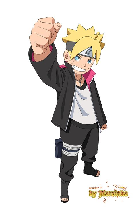 Boruto Uzumaki By Marcinha20 On Deviantart