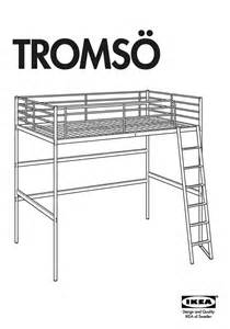 ikea tromso bed mattress sale
