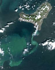 Underwater Volcano Eruption Canary Islands