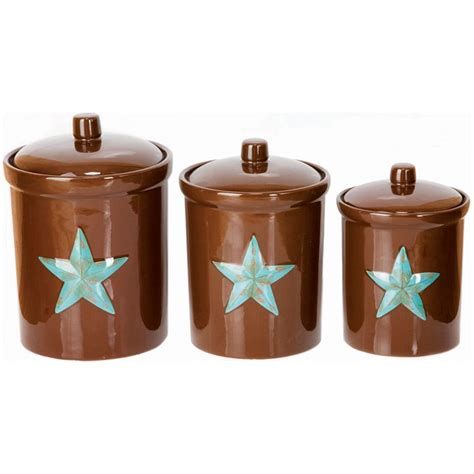 Brown Canister Sets Kitchen by 1000 Ideas About Brown Turquoise Kitchen On