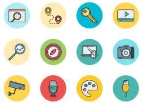 icon design bold graphic and delightful material design icons designmodo