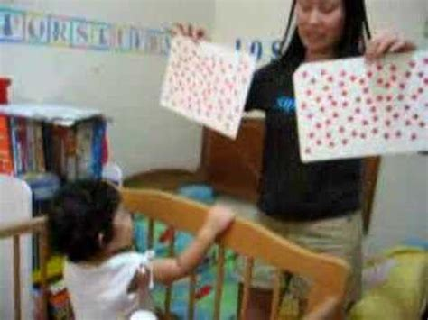 Baby Brain Workout Flashcards  Right Brain Demo Youtube