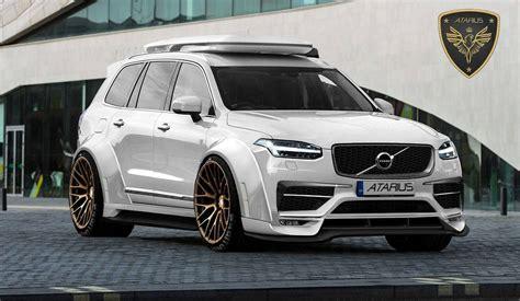 Volvo Kit atarius concept volvo xc90 kit autostylez net car